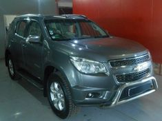 2013 Chevrolet Trailblazer 2.8 Ltz 4x4 At  Gauteng Benoni