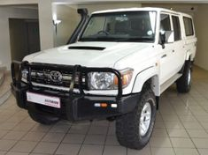 2016 Toyota Land Cruiser 70 4.5D Double cab Bakkie Western Cape Tygervalley