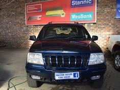 2000 Jeep Grand Cherokee Ltd 4.7  Gauteng Vereeniging