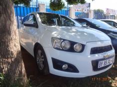 2012 Chevrolet Sonic 1.4T RS 5-Door Gauteng Johannesburg