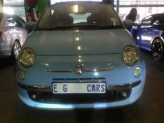 2013 Fiat 500 1.2 Cabriolet Gauteng Johannesburg