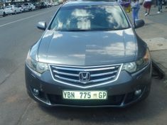 2009 Honda Accord 2.0 Executive At  Gauteng Pretoria