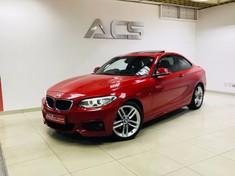 2015 BMW 2 Series 220i COUPE M-SPORT AUTO SUNROOF XENONS FSH Gauteng Benoni
