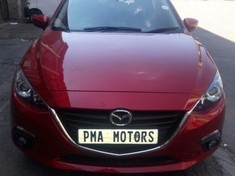 2015 Mazda 3 2.0 Astina Plus Auto 5DR Gauteng Johannesburg