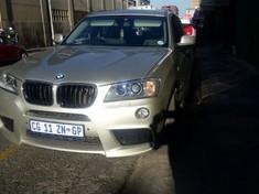 2013 BMW X3 Xdrive20i  At  Gauteng Johannesburg