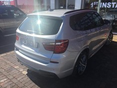 2015 BMW X3 Xdrive20d M-sport At  Gauteng Roodepoort
