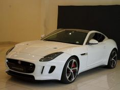 2016 Jaguar F-TYPE R 5.0 V8 Coupe AWD Gauteng Bedfordview
