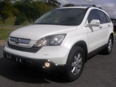 2009 Honda CR-V 2.4 Vtec Rvsi At Western Cape Bellville