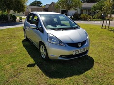 2009 Honda Jazz 1.5i Ex At  Western Cape Mowbray