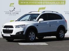2011 Chevrolet Captiva 2.4 Lt At 7 SEATER Gauteng Johannesburg
