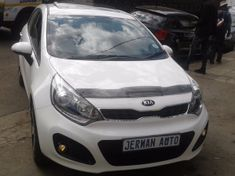 2014 Kia Rio 1.6 High 5dr  Gauteng Jeppestown