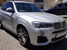 2015 BMW X3 Xdrive 3.0d M-sport At  Gauteng Sandton