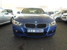 2012 BMW 3 Series 320d M Sport Line At f30 Gauteng Johannesburg