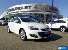 2014 Opel Astra 1.4T Essentia 5-Door Western Cape Goodwood