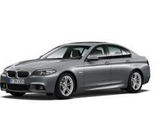 2016 BMW 5 Series 520D Auto M Sport Gauteng Roodepoort