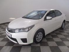2014 Toyota Corolla 1.4D Esteem Gauteng Pretoria