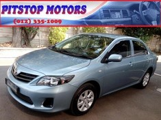 2014 Toyota Corolla Quest 1.6 Plus Gauteng Pretoria