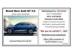 2017 Audi Q7 3.0 TDI V6 Quattro TIP Mpumalanga Secunda