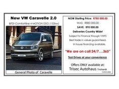 2017 Volkswagen Caravelle 2.0 BiTDi Comfortline DSG 4 Motion Mpumalanga Secunda