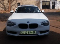 2015 BMW 1 Series 118i Edition Sport Line Shadow 5-Door F20 Gauteng Johannesburg