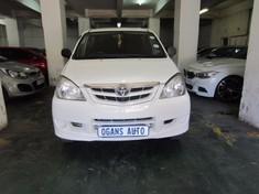 2011 Toyota Avanza 1.5 Sx  Gauteng Johannesburg