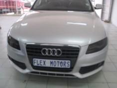 2011 Audi A4 1.8t Multitronic  Gauteng Johannesburg