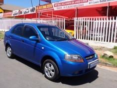 2005 Chevrolet Aveo 1.5 5dr  Gauteng Johannesburg