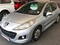 2012 Peugeot 207 1.4 Popart 5dr  Free State Bloemfontein