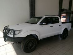 2015 Toyota Hilux 3.0 D-4D LEGEND 45 4X4 Double Cab Bakkie Kwazulu Natal Howick