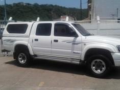 2004 Toyota Hilux 3.0 KZ-TE Raider Rb Pu Dc Kwazulu Natal Durban
