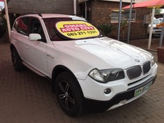 2007 BMW X3 3.0d At  Gauteng Vaal Marina