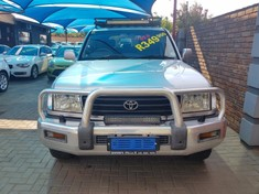 2005 Toyota Land Cruiser 100 Vx Td At  Gauteng Pretoria
