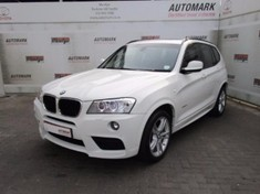 2012 BMW X3 Xdrive20d At  Gauteng Pretoria