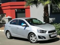 2013 Chevrolet Sonic 1.6 Ls  Gauteng Vanderbijlpark