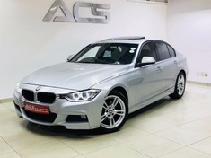 2012 BMW 3 Series 320i MSPORT F30 MANUAL SUNROOF XENONS 71000KMS Gauteng Benoni