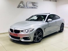 2015 BMW 4 Series 420i COUPE M-SPORT AUTO RED LEATHER 35000KMS Gauteng Benoni