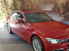 2012 BMW 3 Series 320i Luxury Line At f30  Gauteng Pretoria