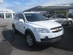 2010 Chevrolet Captiva 2.0d Ltz 4x4  Eastern Cape Port Elizabeth