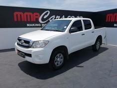 2011 Toyota Hilux 2.5d-4d Srx 4x4 Pu Dc Kwazulu Natal Pinetown