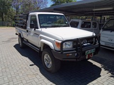 2012 Toyota Land Cruiser 70 4.5D Single cab Bakkie North West Province Brits