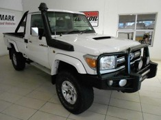 2014 Toyota Land Cruiser 70 4.5D Single cab Bakkie Gauteng Centurion