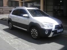 2015 Toyota Etios 1.6 cross Gauteng Johannesburg