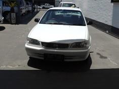 2000 Toyota Corolla 160i Gle  Gauteng Vereeniging
