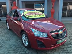 2014 Chevrolet Cruze 1.6 L Gauteng Vaal Marina