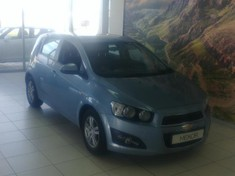 2012 Chevrolet Sonic 1.6 Ls 5dr  Western Cape Tygervalley
