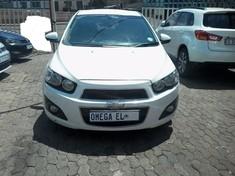 2012 Chevrolet Sonic 1.6 Ls  Gauteng Jeppestown