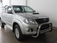 2013 Toyota Hilux 3.0d-4d Raider Xtra Cab 4x4 Pu Sc  Kwazulu Natal Newcastle