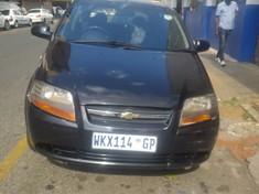 2008 Chevrolet Aveo 1.5 LSMP10030240 Gauteng Johannesburg