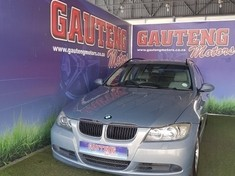 2007 BMW 3 Series 320i Touring Exclusive At e91  Gauteng Pretoria