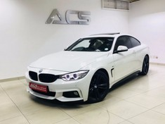 2014 BMW 4 Series 428i COUPE M-SPORT AUTO SUNROOF RED LEATHER Gauteng Benoni